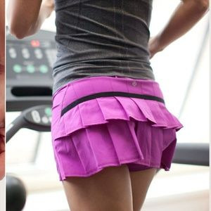 Lululemon Run Pace Setter Skirt